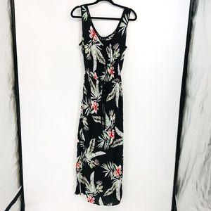 City Chic Black Sleeveless Maxi Dress
